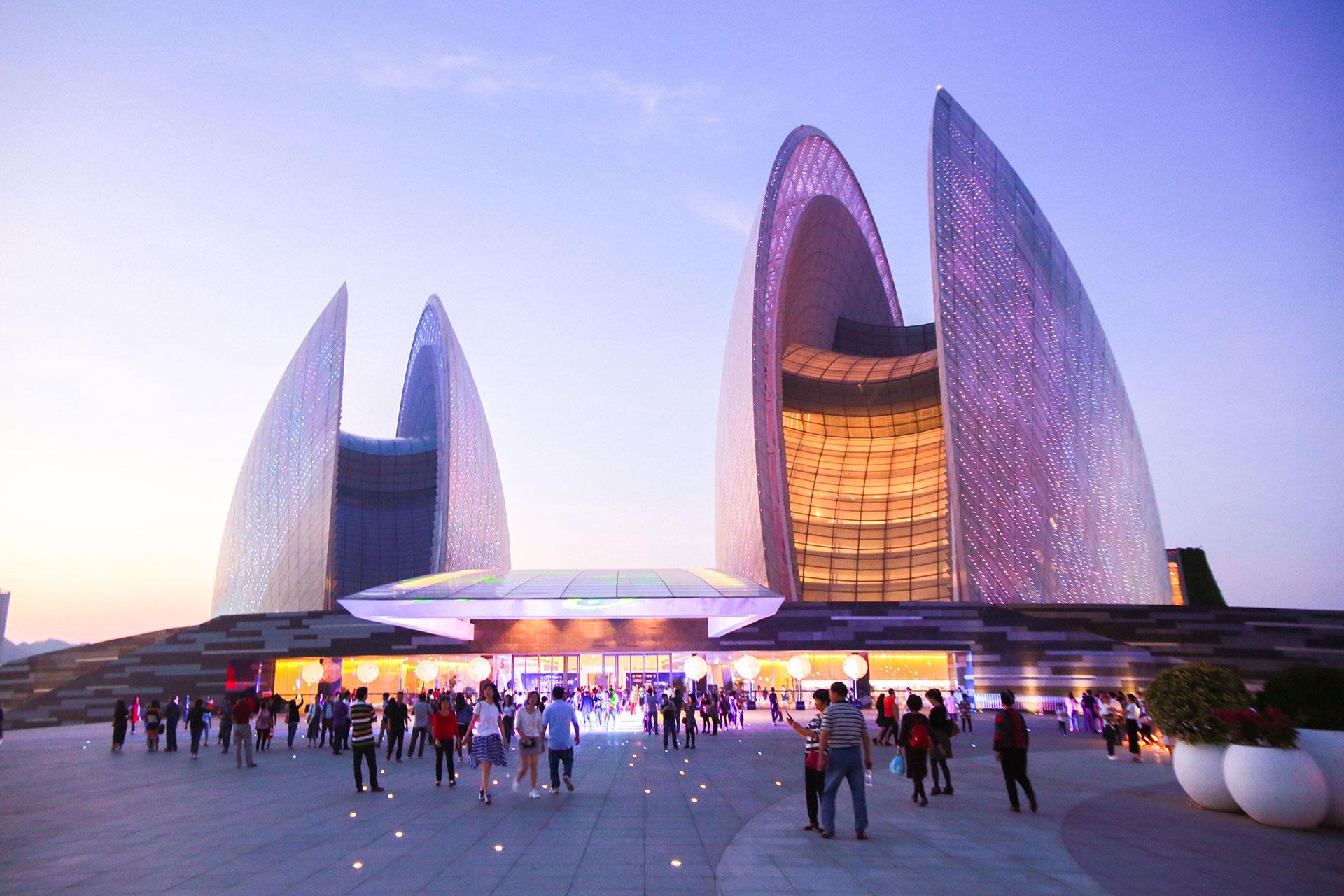 社会资讯_珠海大剧院_广州恒一工程技术有限公司